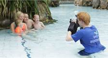Photoshoot at Center Parcs Bispinger Heide
