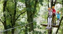 High Adventure Experience (outdoors) at Center Parcs Bispinger Heide