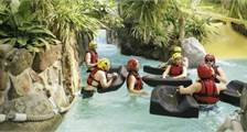 Cool Factor: Wild Water rafting at Center Parcs Bispinger Heide