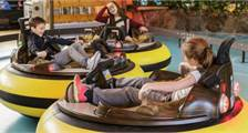Bumper Cars at Center Parcs Bispinger Heide