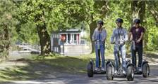Segway (rental) at Center Parcs De Eemhof