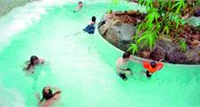 Lazy River at Center Parcs De Eemhof