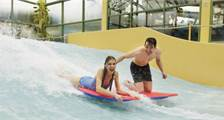 Flow Rider at Center Parcs De Eemhof