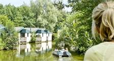 Places to fish at Center Parcs Erperheide