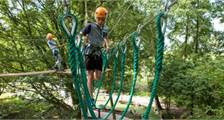 Low Adventure Experience at Center Parcs Erperheide