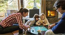 Family games pack at Center Parcs Erperheide