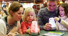 Family Seasonal Workshop at Center Parcs Erperheide