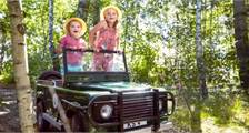 Kids Safari at Center Parcs Erperheide