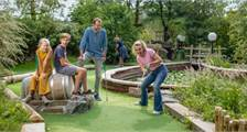 Adventure Golf (outdoor) at Center Parcs Het Heijderbos