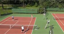 Tennis (outdoor) at Center Parcs Het Heijderbos