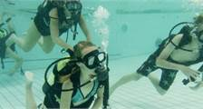 Kids Diving Introduction (1h) at Center Parcs Het Heijderbos