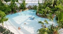 Wave pool at Center Parcs Het Heijderbos