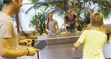 Ping pong (indoor & outdoor) at Center Parcs De Kempervennen