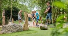 Adventure Golf (outdoor) at Center Parcs De Kempervennen