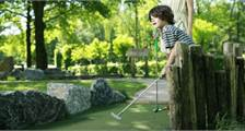 Adventure Golf (indoor & outdoor) at Center Parcs Het Meerdal