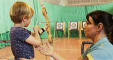 Archery (indoor) at Center Parcs Het Meerdal