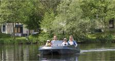 Pedalo at Center Parcs Het Meerdal