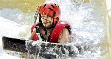 Rafting at Center Parcs Het Meerdal