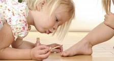 Kids Nailstudio at Center Parcs Het Meerdal