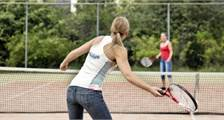 Tennis (outdoor) at Center Parcs De Vossemeren