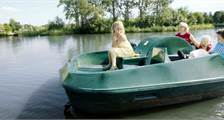 Pedalo at Center Parcs De Vossemeren
