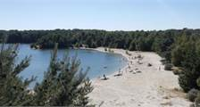Beach at Center Parcs De Vossemeren