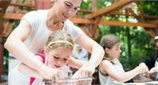 Kids Workshop: Cooking at Center Parcs De Vossemeren