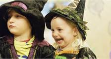 Wannabe a Witch or a Wizard at Center Parcs De Vossemeren