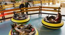 Bumper Cars at Center Parcs De Vossemeren